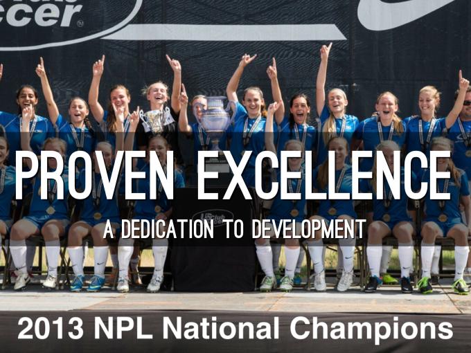 2013 NPL National Champions